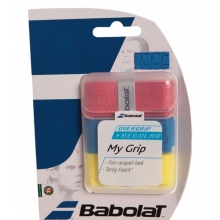 Overgrip Babolat My Grip X3 - Sortido