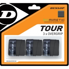 Overgrip Dunlop Biomimetic Tour - Preto