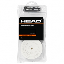 Overgrip Head Prestige Pro Pack 30 - Branco