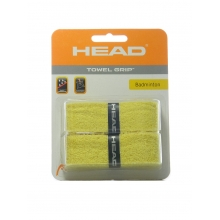 Overgrip Badminton Head Towel Mix - Amarelo