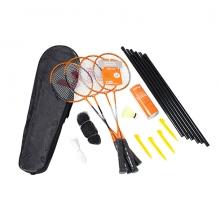 Kit de Badminton Vollo 4 Players