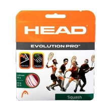 Corda de Squash Head Evolution Pro 1.30